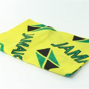 Bandana Jamaique Drapeau Jamaïque