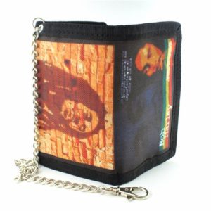 Portefeuille Bob Marley avec Chaîne et Photos