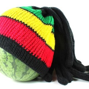 Bonnet Fausses Dreadlocks Déguisement Rasta