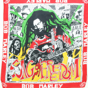 Bandana Song of Freedom Rastaman