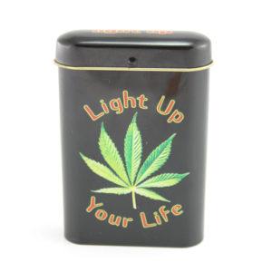 Boîte à cigarette Light Up your Life