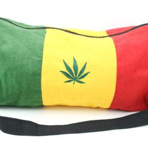 Sac Chanvre Tube Grande Taille Feuille Cannabis