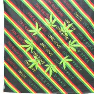 Bandana One Love Cannabis