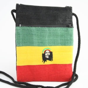 Sac Passeport Chanvre Rastaman Zip