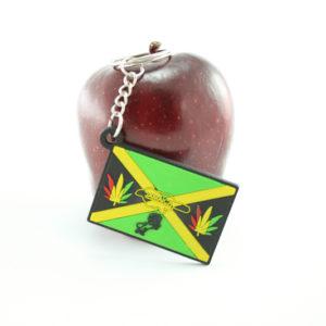 Porte-Clés Drapeau Jamaïque