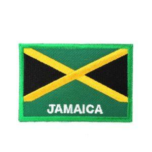 Ecusson Drapeau Jamaïcain