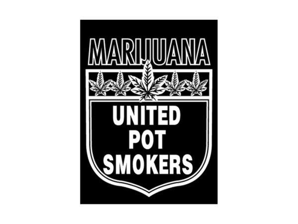 Tee-Shirt Blanc Association des Planteurs de Cannabis Manches Courtes