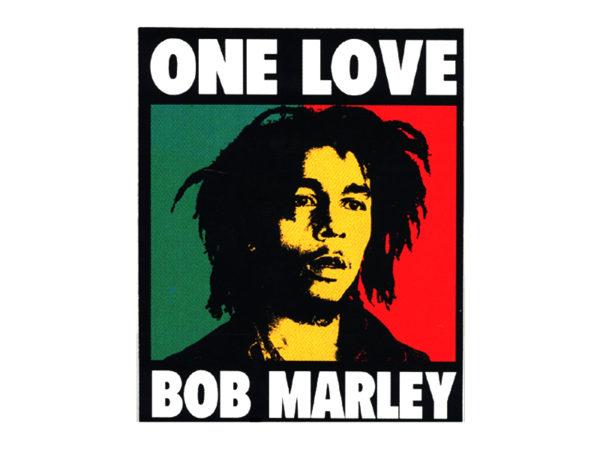 Tee Shirt Blanc Vintage Bob Marley Pop Art Manches Courtes