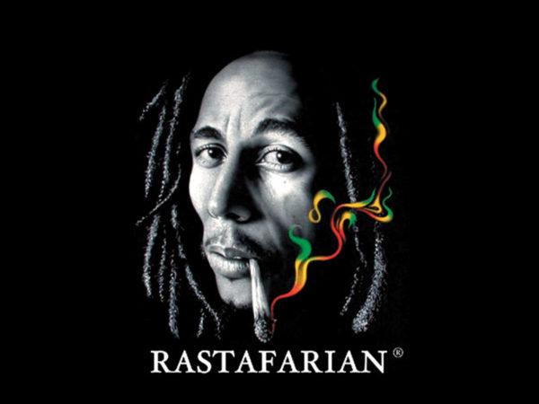 T-Shirt Homme Couleur Noire Motif Excellent avec Bob Marley