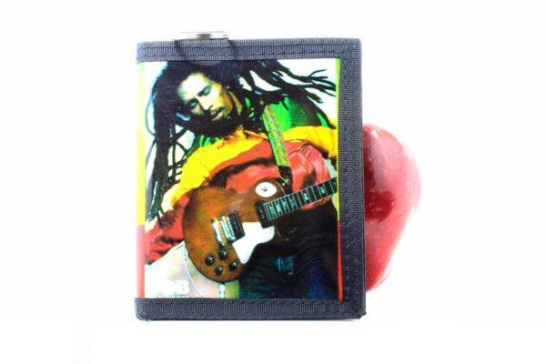 Portefeuille Vinyl Rastaman Guitare