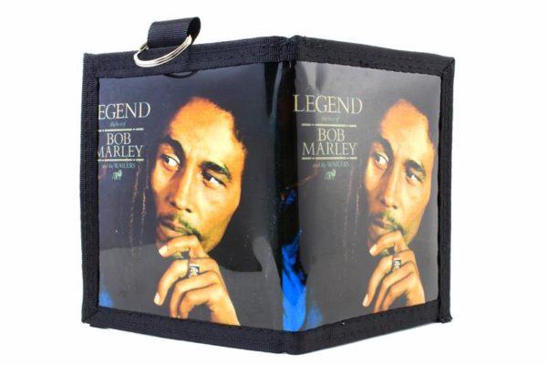 Portefeuille Vinyl Rastaman Legend